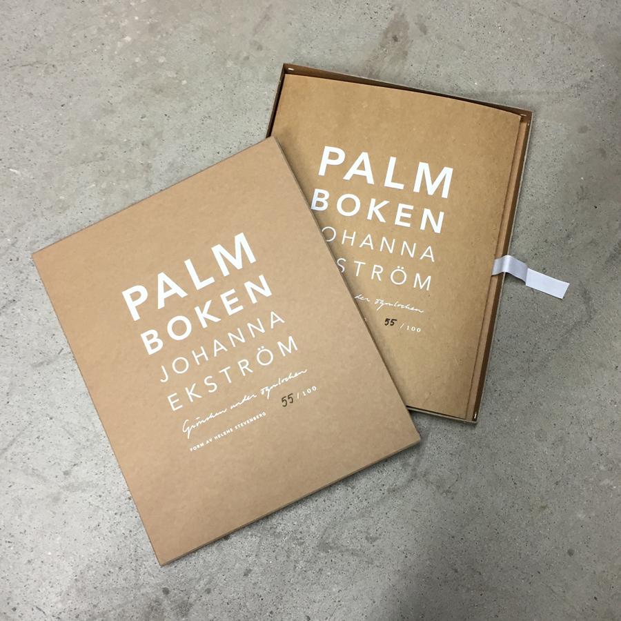 Palmboken | Johanna Ekström