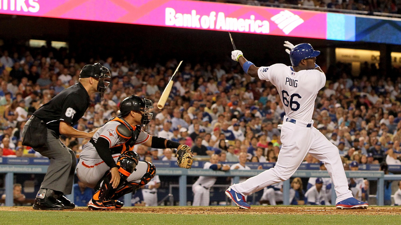 How Major League Baseball Alleviated Its Broken Bat Problem : NPR