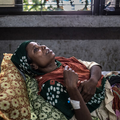 PHOTOS: Intimate Pictures Capture The Pain Of The Rohingya