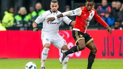 Feyenoord verslaat Heracles Almelo en herovert tweede plaats | NU - Het laatste nieuws het eerst ...