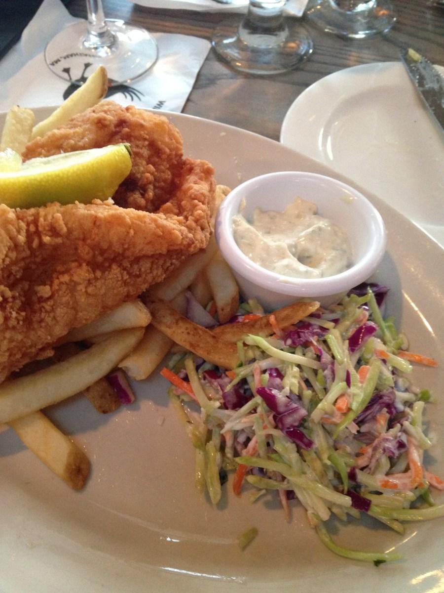Tartarsås till Fish & Chips