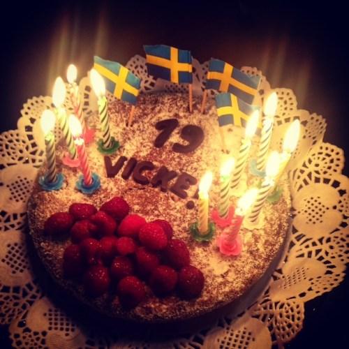 aa victors tårta