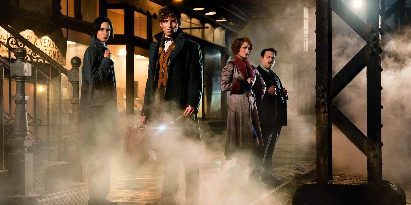 Fantastic Beasts doet het fantastisch aan de Belgische box office
