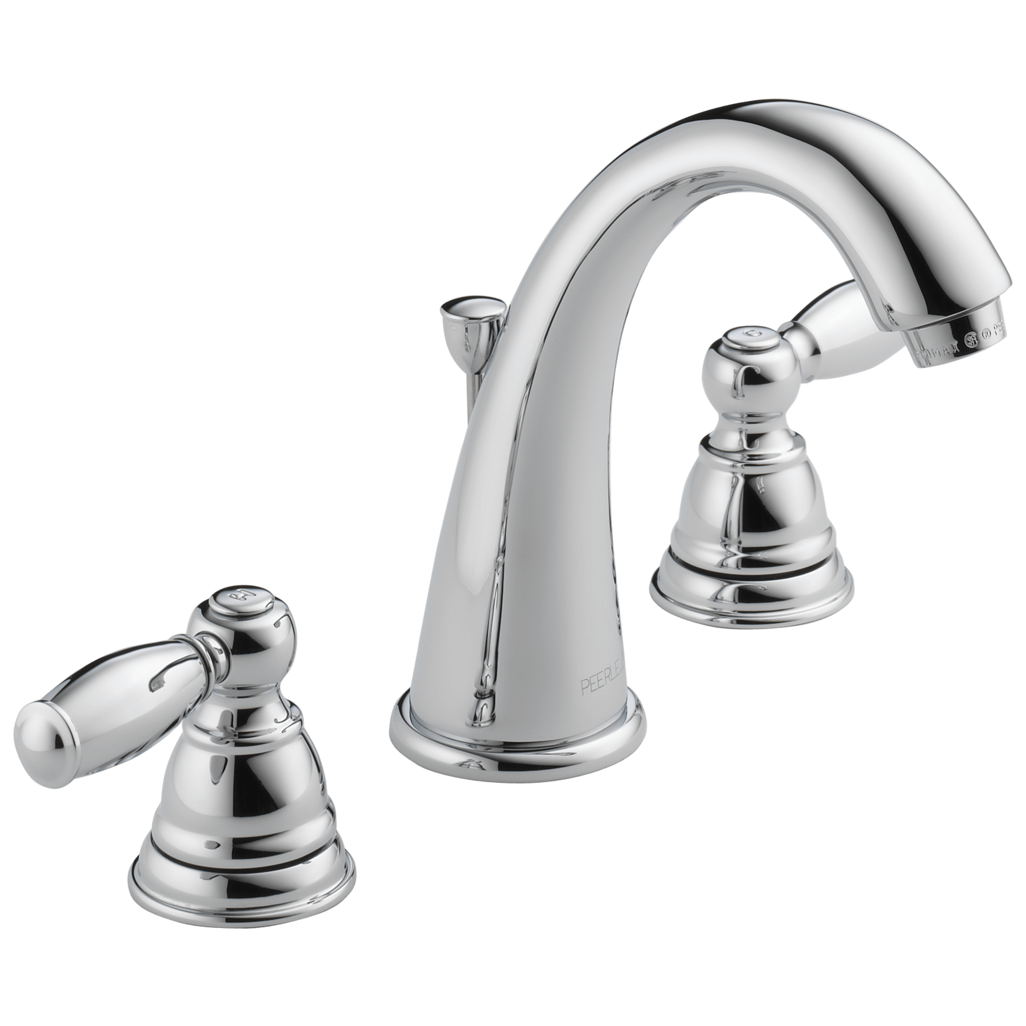 peerlessfaucet kitchen faucet installation cost Two Handle Lavatory Faucet