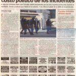 La cobertura de la masacre