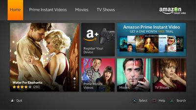 Amazon Video App on PlayStation | PlayStation Network ...
