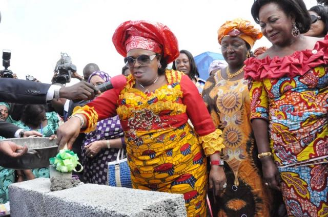 First Lady, Patience Jonathan