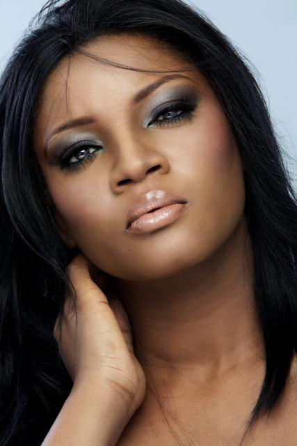Omotola is one of Nigeria's most popular actress: PHOTO: BIGSAM MEDIA