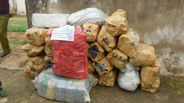 Drugs seized by NDLEA