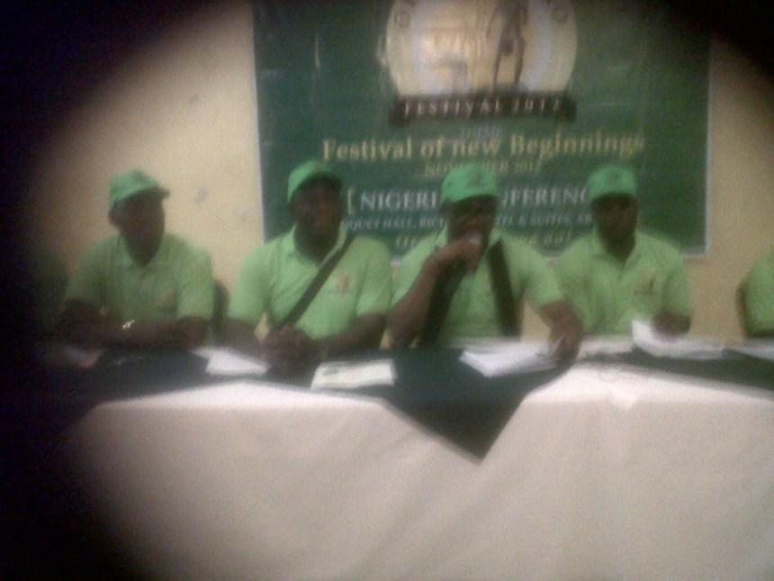 committe members of Ilaro celebration