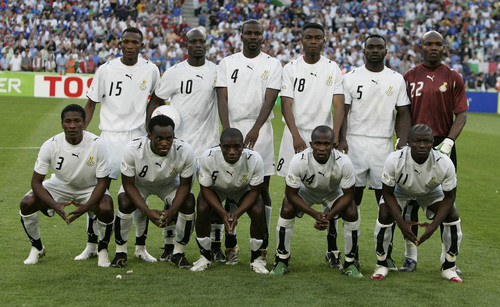 Black Stars, Photo: tufaghanafc.com