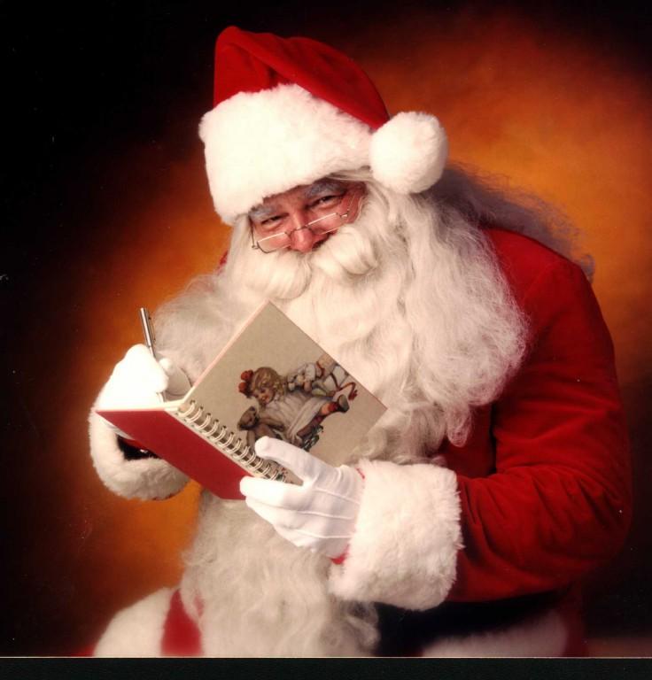 Santa Claus [Photo: santa-kw.com]