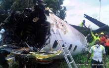 Agagu lagos plane crash