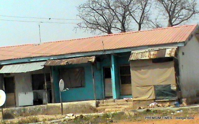 Police Barracks (2)