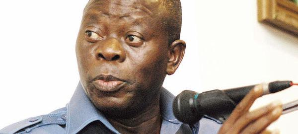 Adams Oshiomhole, Edo State Governor