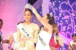 MBGN 2014, Iheoma Nnadi, receiving her crown. Image courtesy  BellaNaija