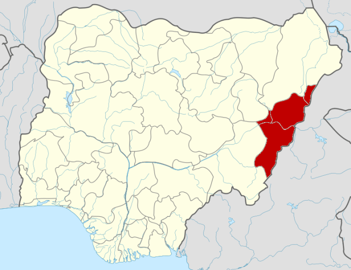 Nigeria_Adamawa_State_map