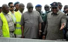 PIC.21. INSPECTION OF LAGOS–IBADAN EXPRESSWAY IN LAGOS-001