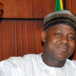 Yakubu Dogara, Speaker, House of Representatives.