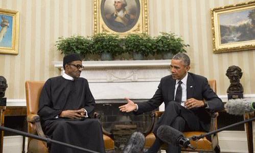 Buhari meets Obama2