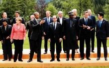 Buhari with World leaders
