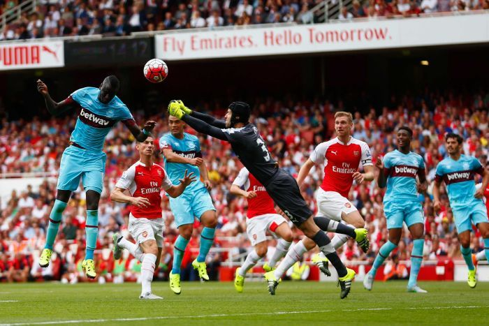 Arsenal cech