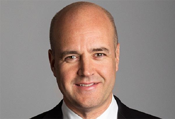 EITI Chair, Fedrik Reinfeldt
