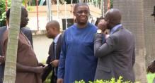 FILE PHOTO: Femi Fani-Kayode arriving the EFCC office   Photo: ChannelsTV