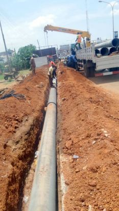 Ongoing water reticulation projects in Ilorin Metropolis