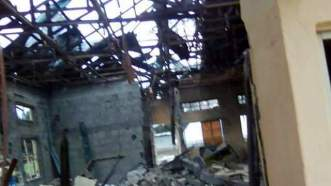 Isoko Development Union (IDU) Building Bombed