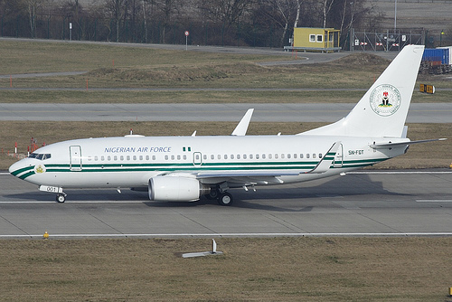Image result for FG puts up two Presidential Jets for Sale