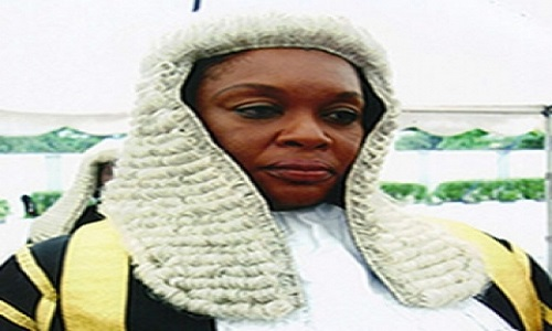 Ofili-Ajumogobia: Court strikes out Judge's fundamental rights suit, chides EFCC