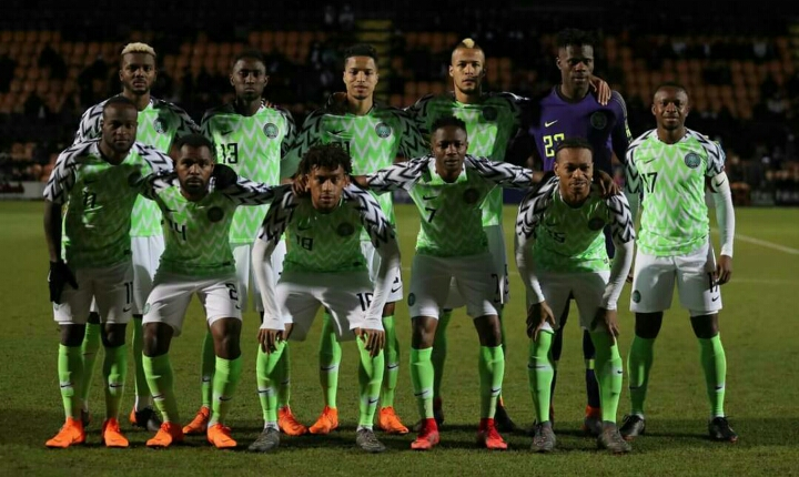 BREAKING  Russia 2018  Nigeria Super Eagles name final World Cup squad Super Eagles of Nigeria