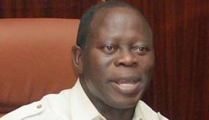 Governor Adams Oshiomhole  of Edo
