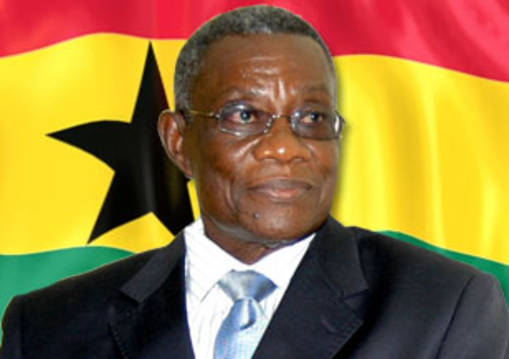 President John Atta Mills will be buried Friday
