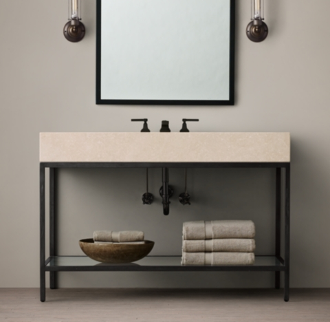 More Finishes Restoration Hardware Sink89