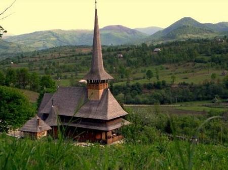 Manastirea Botiza