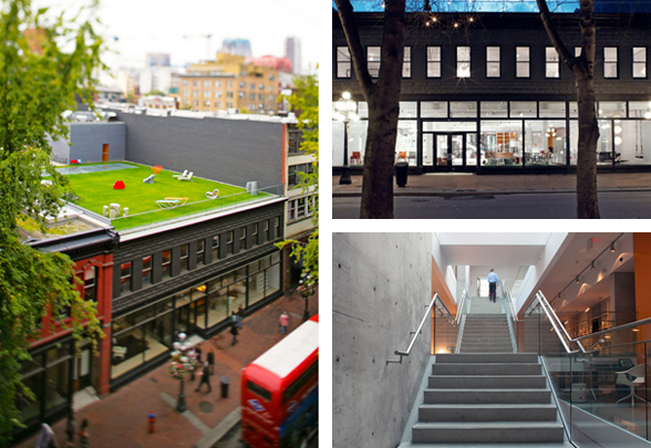 Inform Interiors is located at 50 & 97 Water Street in Gastown | Vancouver, BC | 604-682-3868 | www.informinteriors.com