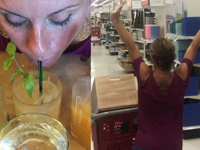 A Drunken Target Shopping Spree Is the Perfect Date-Night Activity   SELF