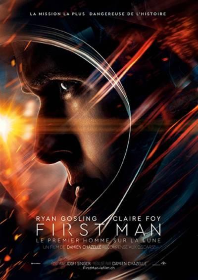 Movie First Man - Cineman