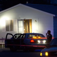 Police Kill Suspect After Ordering Him Out of House