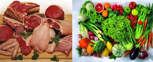 meat-veggies