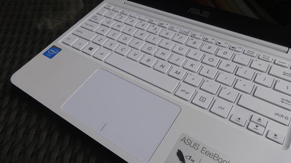 Asus EeeBook X205 Keyboard