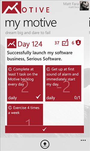 Motive App