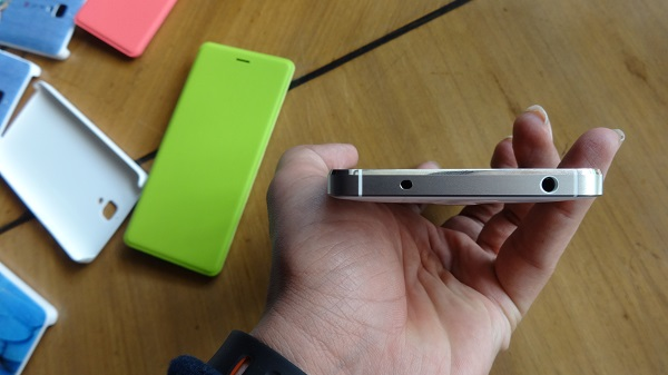 Xiaomi Mi4 Top