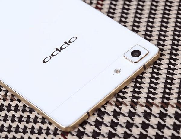 Oppo R5 Gold Variant