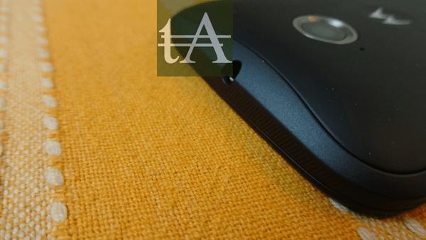 Motorola Moto E 2015 Headphone Jack
