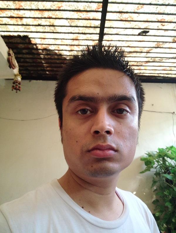 Micromax Canvas Selfie Camera Sample