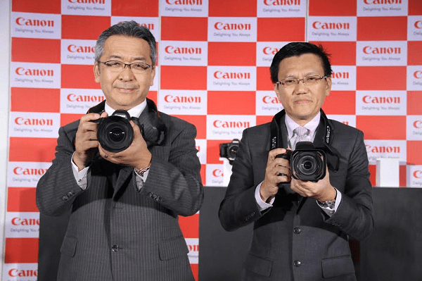 Canon DSLR 5DS 5DSR Launch