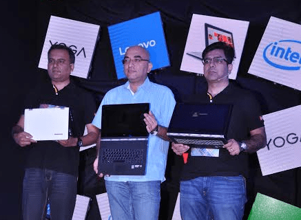 Lenovo Yoga Laptop Launch